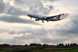 flytaka78さんが、成田国際空港で撮影したチャイナエアライン A330-302の航空フォト(写真)