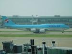 NIKEさんが、仁川国際空港で撮影した大韓航空 747-8B5の航空フォト(写真)