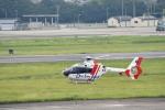 ja0hleさんが、名古屋飛行場で撮影した中日本航空 EC135P2+の航空フォト(写真)