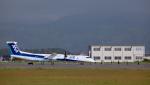 ji5islさんが、高知空港で撮影したANAウイングス DHC-8-402Q Dash 8の航空フォト(写真)