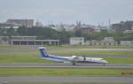fukucyanさんが、伊丹空港で撮影したエアーニッポンネットワーク DHC-8-402Q Dash 8の航空フォト(写真)