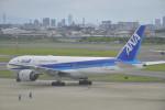 fukucyanさんが、伊丹空港で撮影した全日空 777-281の航空フォト(写真)