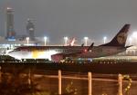 雲霧さんが、成田国際空港で撮影したMIATモンゴル航空 737-8CXの航空フォト(写真)