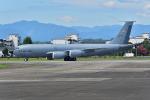 はるかのパパさんが、横田基地で撮影したアメリカ空軍 KC-135R Stratotanker (717-148)の航空フォト(写真)