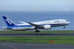Nao0407さんが、羽田空港で撮影した全日空 787-8 Dreamlinerの航空フォト(写真)
