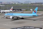 Nao0407さんが、羽田空港で撮影した大韓航空 777-3B5の航空フォト(写真)