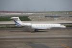 wingace752さんが、羽田空港で撮影した不明 Gulfstream G650 (G-VI)の航空フォト(写真)