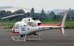 あきらっすさんが、調布飛行場で撮影した東邦航空 AS355F2 Ecureuil 2の航空フォト(写真)