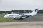 wingace752さんが、成田国際空港で撮影したマレーシア航空 A380-841の航空フォト(写真)