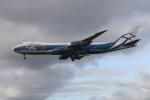 CASH FLOWさんが、成田国際空港で撮影したエアブリッジ・カーゴ・エアラインズ 747-8HVFの航空フォト(写真)