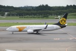 wingace752さんが、成田国際空港で撮影したMIATモンゴル航空 737-8SHの航空フォト(写真)