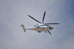 うすさんが、中部国際空港で撮影した海上保安庁 AW139の航空フォト(写真)