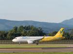 malkonenさんが、函館空港で撮影したバニラエア A320-214の航空フォト(写真)