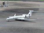 noshi2さんが、羽田空港で撮影したアメリカ企業所有 G500/G550 (G-V)の航空フォト(写真)