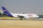 ゴンタさんが、成田国際空港で撮影したフェデックス・エクスプレス A310-222(F)の航空フォト(写真)
