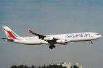 ゴンタさんが、成田国際空港で撮影したスリランカ航空 A340-311の航空フォト(写真)