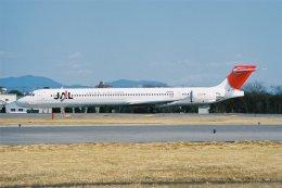 名古屋空港で撮影された名古屋空港の航空機写真