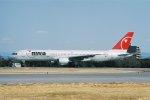 ゴンタさんが、名古屋空港で撮影したノースウエスト航空 757-251の航空フォト(写真)