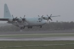 monjiro22001さんが、函館空港で撮影した海上自衛隊 C-130Rの航空フォト(写真)