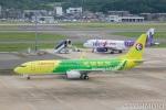 遠森一郎さんが、福岡空港で撮影した中国東方航空 737-89Pの航空フォト(写真)