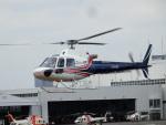 TUILANYAKSUさんが、東京ヘリポートで撮影したノエビア AS350B3 Ecureuilの航空フォト(写真)
