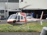 TUILANYAKSUさんが、東京ヘリポートで撮影した朝日航洋 AS350B3 Ecureuilの航空フォト(写真)