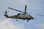 350JMさんが、厚木飛行場で撮影した海上自衛隊 SH-60Jの航空フォト(写真)