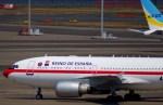 KAZKAZさんが、羽田空港で撮影したスペイン空軍 A310-304の航空フォト(写真)