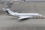 青春の1ページさんが、羽田空港で撮影したアメリカ企業所有 G650 (G-VI)の航空フォト(写真)