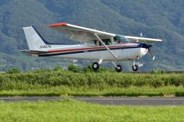 Gambardierさんが、岡南飛行場で撮影したスカイフォト 172P Skyhawk IIの航空フォト(写真)