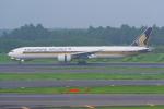 PASSENGERさんが、成田国際空港で撮影したシンガポール航空 777-312/ERの航空フォト(写真)