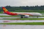 PASSENGERさんが、成田国際空港で撮影した香港航空 A330-343Xの航空フォト(写真)