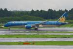 PASSENGERさんが、成田国際空港で撮影したベトナム航空 787-9の航空フォト(写真)