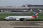 ハピネスさんが、羽田空港で撮影したアメリカン航空 777-223/ERの航空フォト(写真)