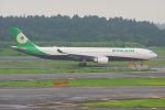 PASSENGERさんが、成田国際空港で撮影したエバー航空 A330-302の航空フォト(写真)
