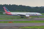 PASSENGERさんが、成田国際空港で撮影したアメリカン航空 777-223/ERの航空フォト(写真)