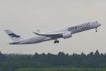 PASSENGERさんが、成田国際空港で撮影したフィンエアー A350-941XWBの航空フォト(写真)