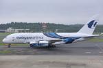 安芸あすかさんが、成田国際空港で撮影したマレーシア航空 A380-841の航空フォト(写真)