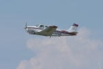 qooさんが、高松空港で撮影した航空大学校 A36 Bonanza 36の航空フォト(写真)