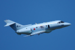sepia2016さんが、茨城空港で撮影した航空自衛隊 U-125A(Hawker 800)の航空フォト(写真)