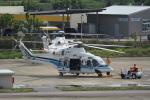 poroさんが、新石垣空港で撮影した海上保安庁 AW139の航空フォト(写真)