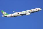 Koba UNITED®さんが、羽田空港で撮影したエバー航空 A330-302Xの航空フォト(写真)