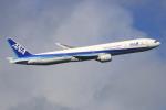 Koba UNITED®さんが、羽田空港で撮影した全日空 777-381の航空フォト(写真)