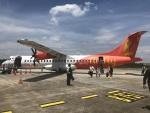 ★azusa★さんが、クアンタン空港で撮影したファイアフライ航空 ATR-72-500 (ATR-72-212A)の航空フォト(写真)