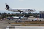 planetさんが、ペインフィールド空港で撮影したアラスカ航空 737-490の航空フォト(写真)