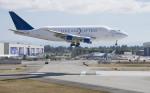 planetさんが、ペインフィールド空港で撮影したボーイング 747-409(LCF) Dreamlifterの航空フォト(写真)