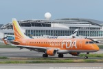tabi0329さんが、福岡空港で撮影したフジドリームエアラインズ ERJ-170-200 (ERJ-175STD)の航空フォト(写真)