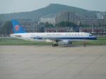 NIKEさんが、大連周水子国際空港で撮影した中国南方航空 A320-232の航空フォト(写真)