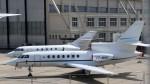 westtowerさんが、ル・ブールジェ空港で撮影したサンマリノ個人所有 Falcon 50の航空フォト(写真)
