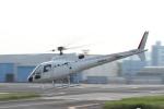 YUKI Air Linesさんが、東京ヘリポートで撮影した東邦航空 AS350B Ecureuilの航空フォト(写真)
